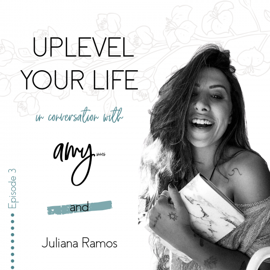 Uplevel Your Life Episode 4 Kim Akrigg